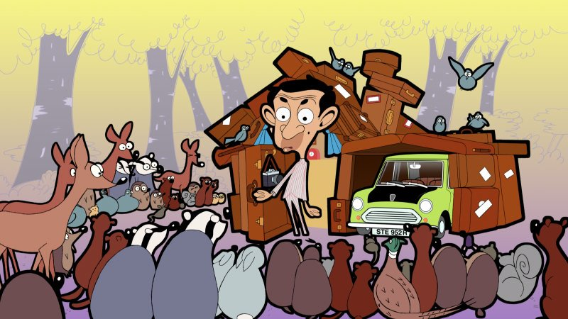 Mr Bean The Animated Series 1