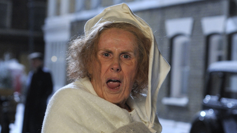 Catherine Tate Show Nans Christmas Special