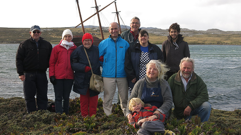 An Island Parish: Falklands