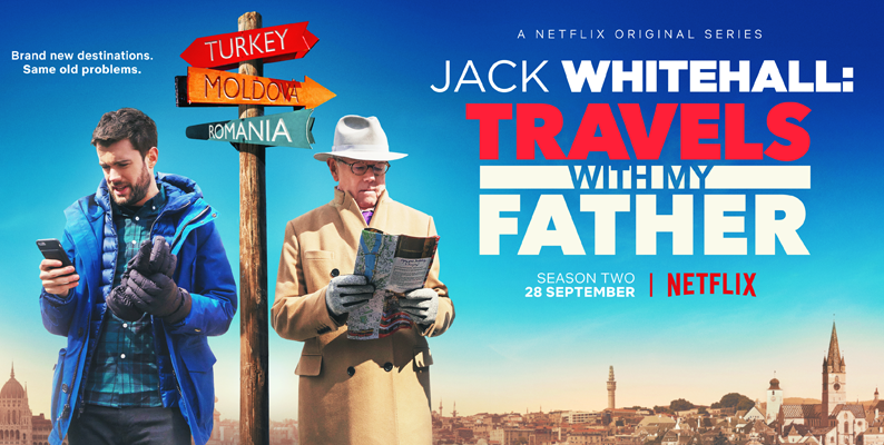 Jack Whitehall's Travels With My Father
